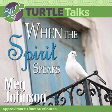 When The Spirit Speaks - Meg Johnson