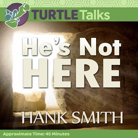 He's Not Here - Hank Smith