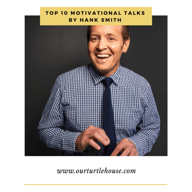 Read more about the article Top 10 Motivational Talks by Hank Smith
