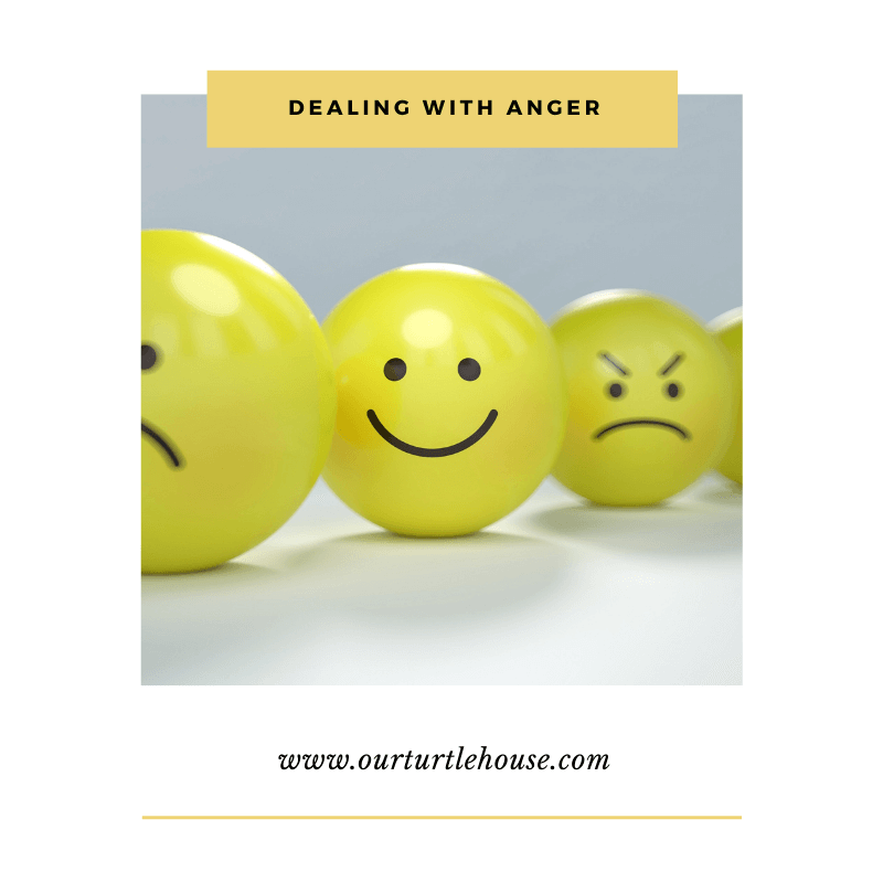 Read more about the article Dealing With Anger