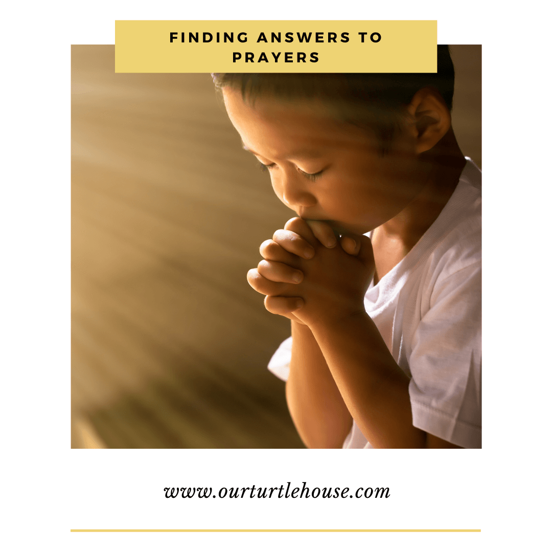 Read more about the article Finding Answers to Prayers