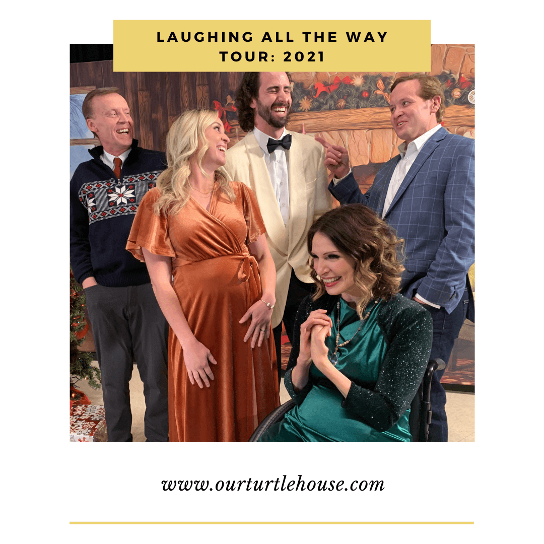 Read more about the article Laughing All The Way: Christmas Tour 2021