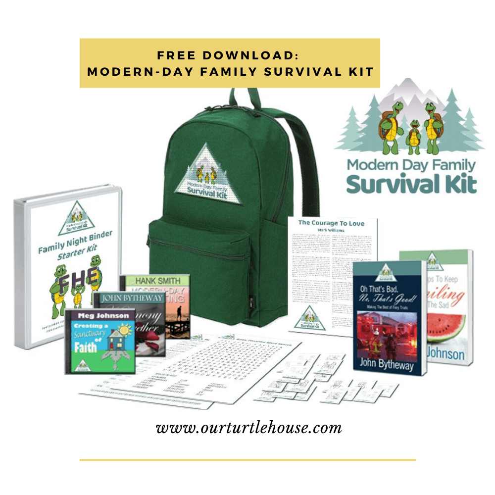 Read more about the article Download Your FREE Modern-Day Family Survival Kit