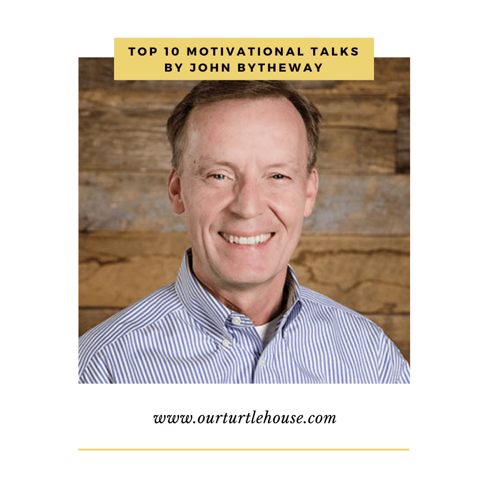 Read more about the article Top 10 Motivational Talks by John Bytheway