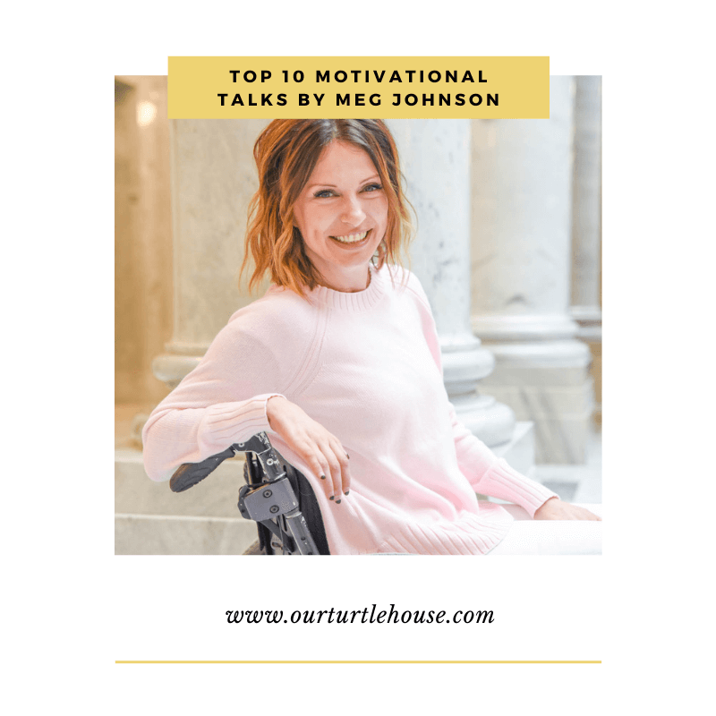 You are currently viewing Top 10 Motivational Talks by Meg Johnson