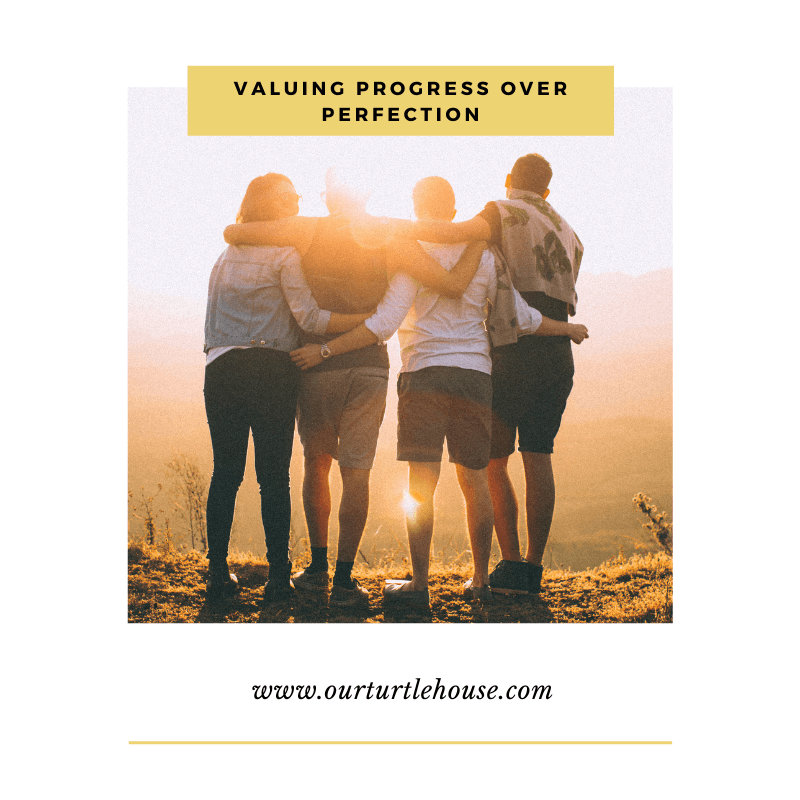Read more about the article Valuing Progress Over Perfection